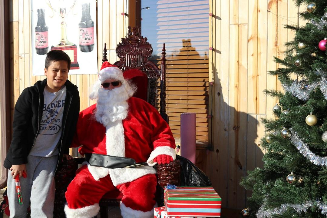 The Original Hog Wild Santa Visit 2019 63