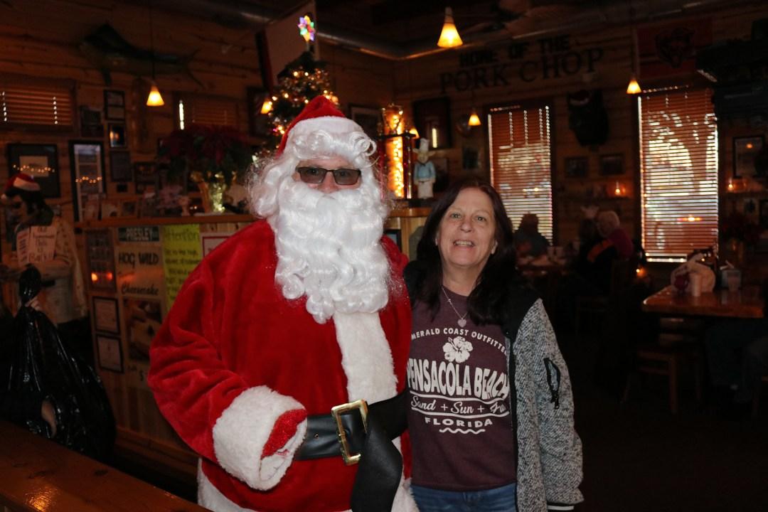 The Original Hog Wild Santa Visit 2019 8
