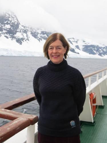 The Hon. Alexandra Shackleton