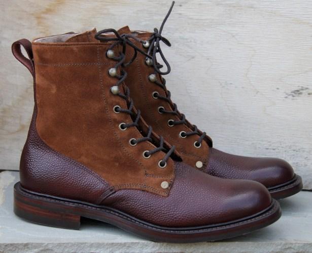 Shackleton Boss Boots