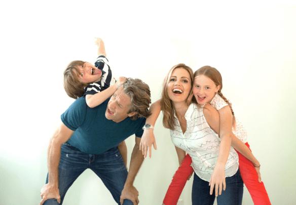 Holderness Family