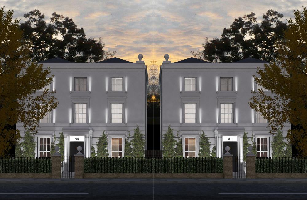 Hamilton Terrace, home of Holiday House London 2017