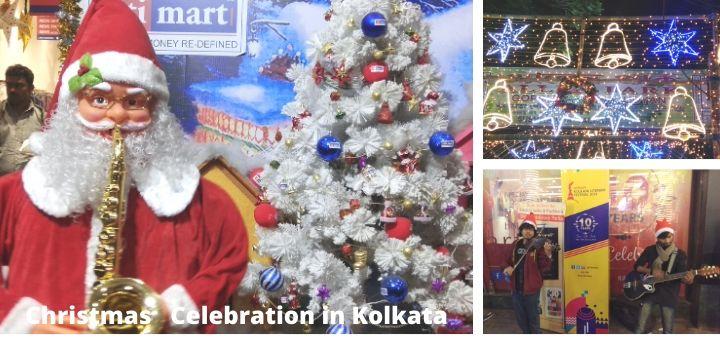 Christmas Carnival celebration in Kolkata