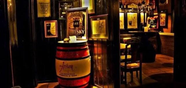 Pub Guinness Ireland Kilkenny Whiskey