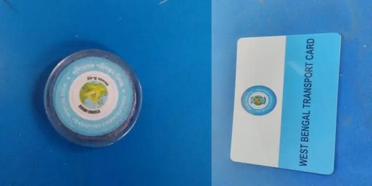 Kolkata Howrah Ferry Smart card