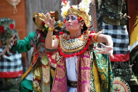 culture at Ubud