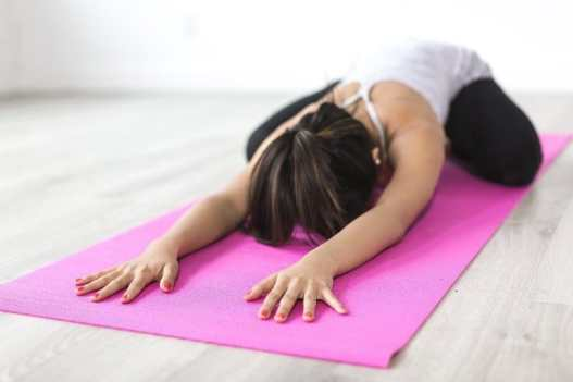 Go for yoga classes in Bali