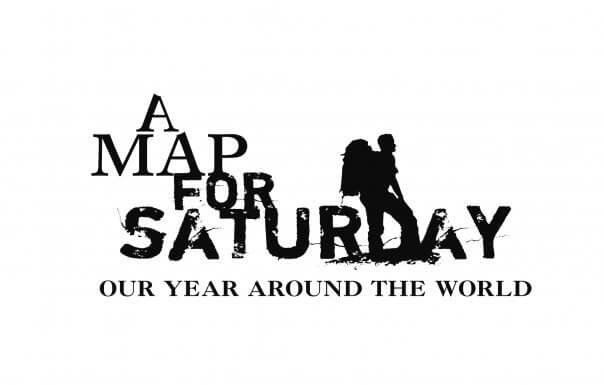 Travel Inspiration: A Map For Saturday