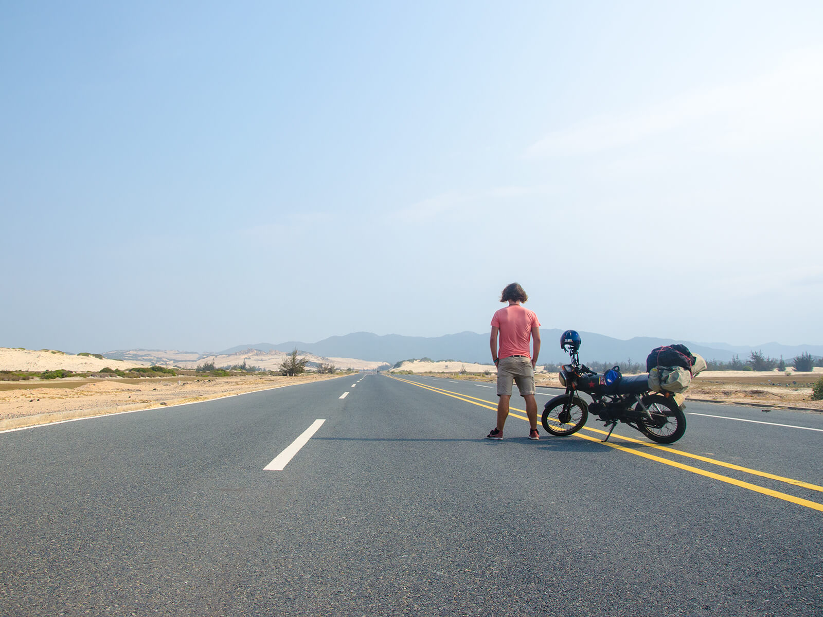 Long-term travel will lead you down roads you never even knew existed.