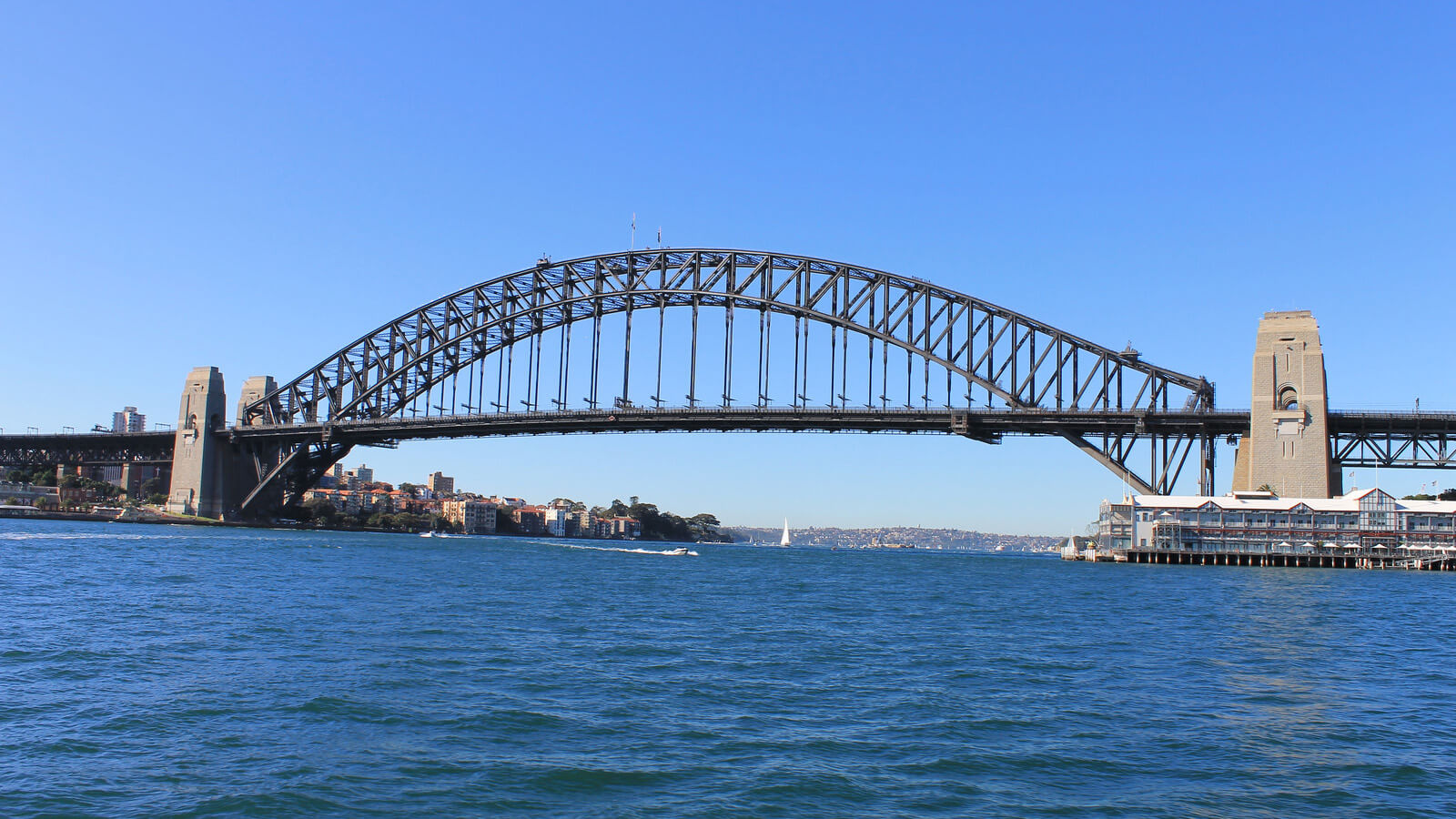 Walk across Sydney Harbour Bridge, one of the best unique and offbeat things to do in Sydney, Australia
