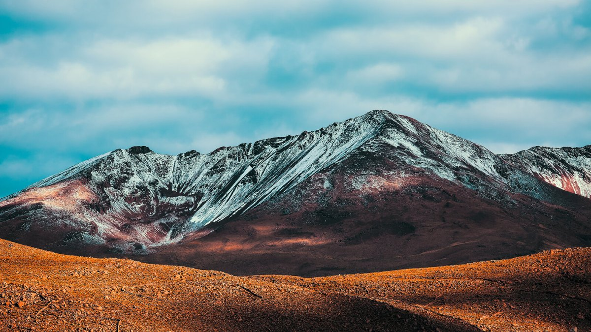 Before you leave Bolivia make sure to soak up the beauty of the natural scenery, such as Chacaltaya Mountain