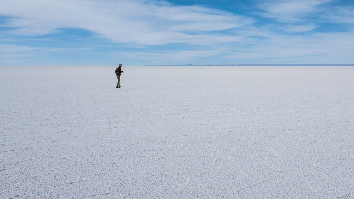 Salar de Uyuni is Bolivia's number one tourist attraction and the world's largest salt flat