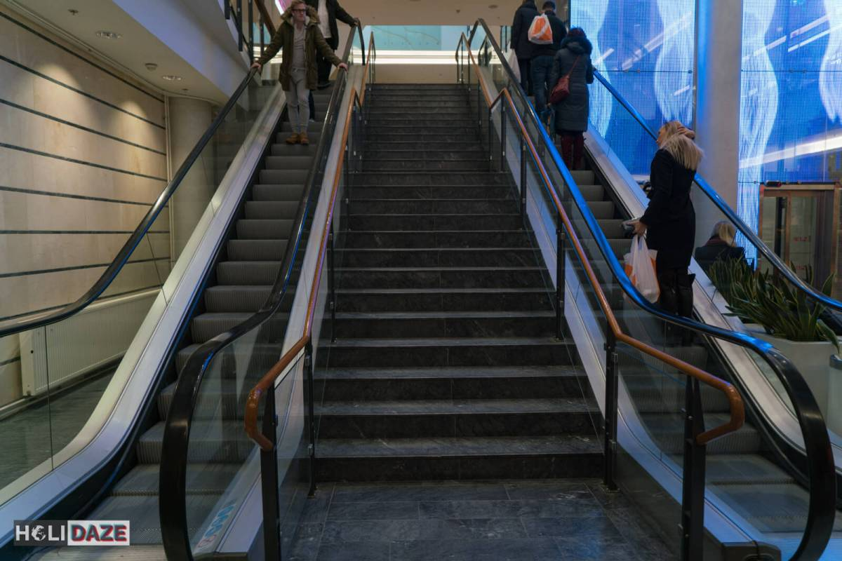 Elevators in Estonia are the slowest in the world -- just one of the many things you don't know about Estonia