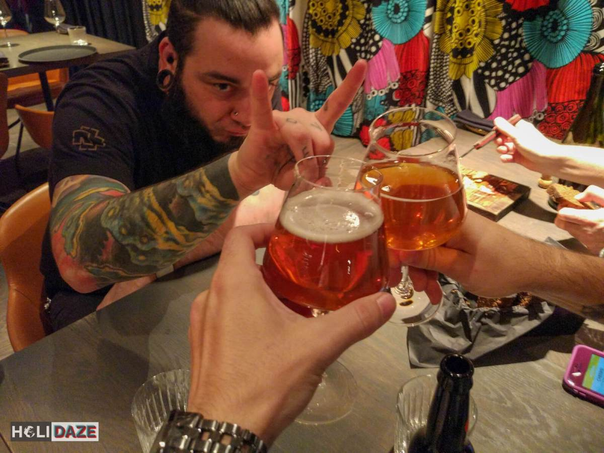 Enjoying European adventures and craft beer