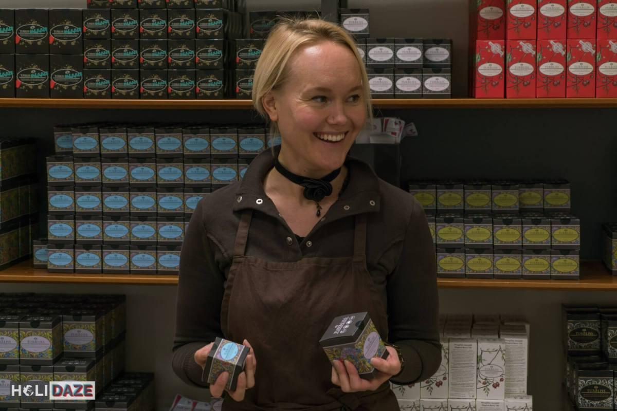 Estonia is home to Turbliss peat cosmetics