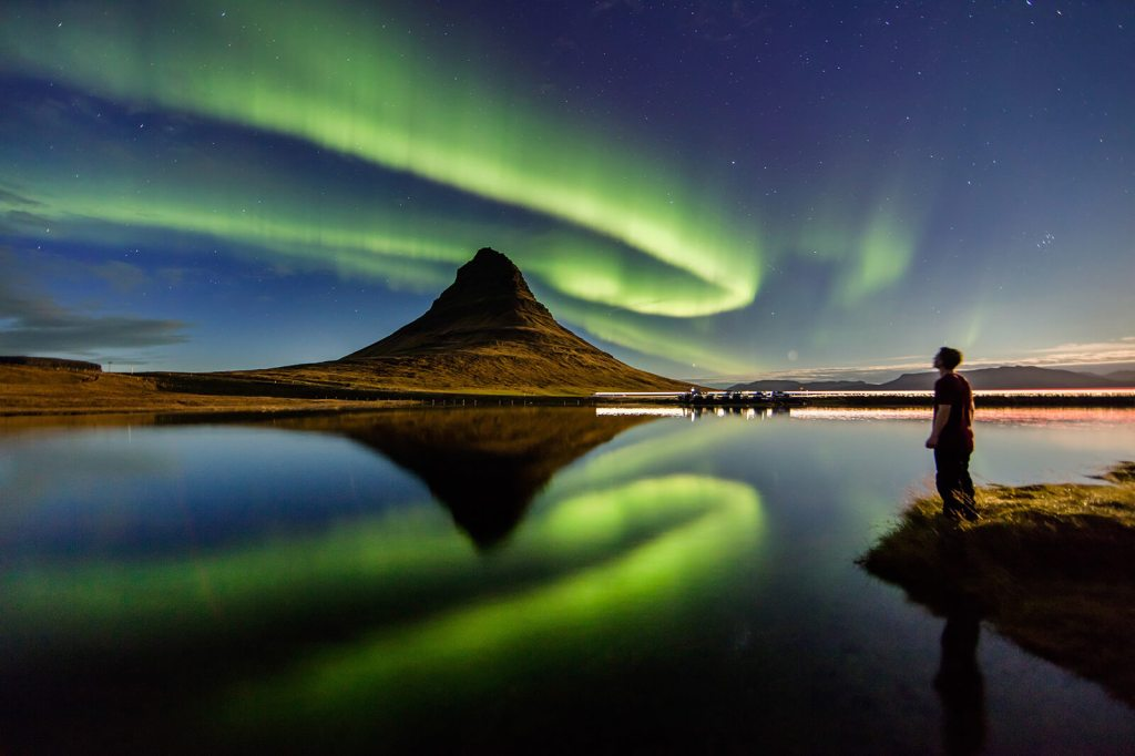 The Northern Lights are the most famous meteorological phenomenon in the world