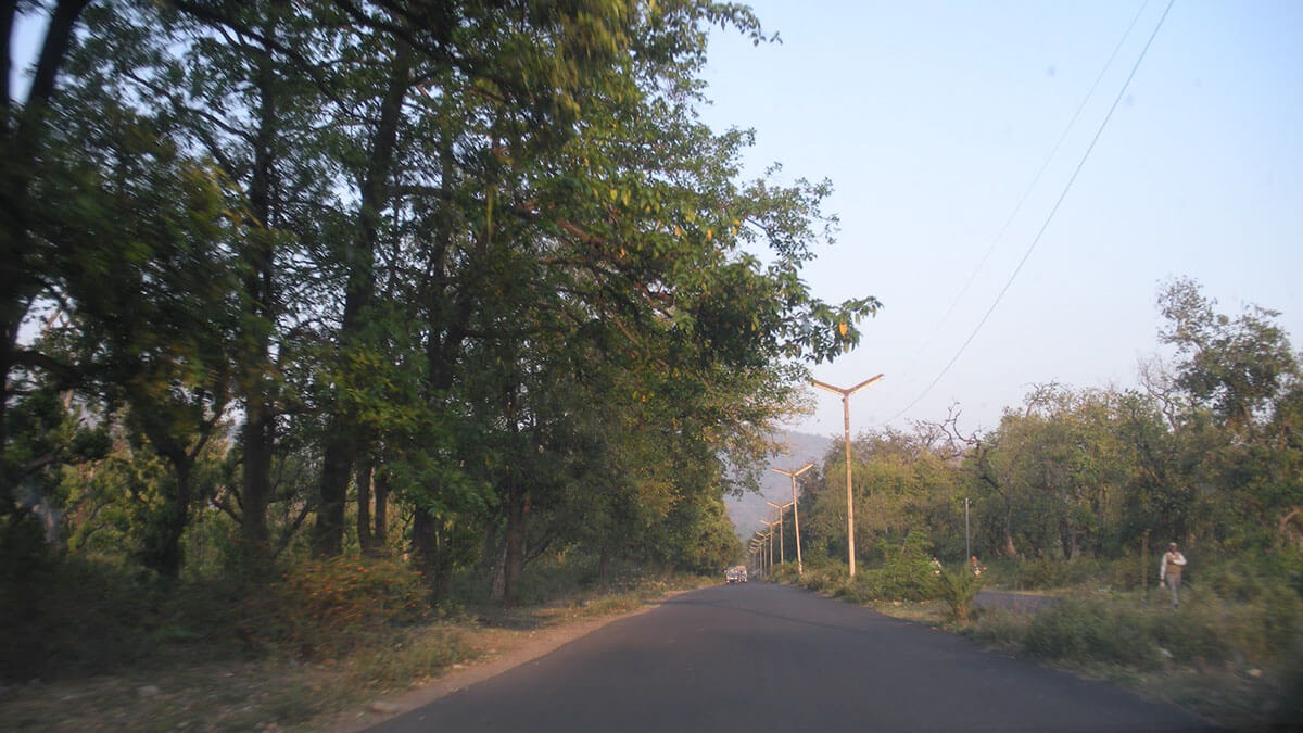 Road to Rishikesh