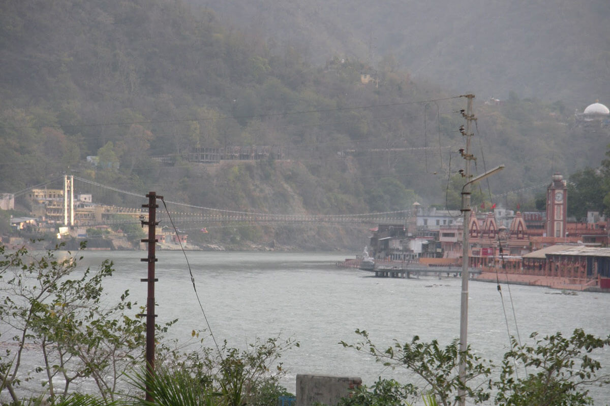 Rishikesh Laxman Bridge