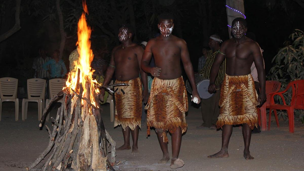 The Tribal Dance