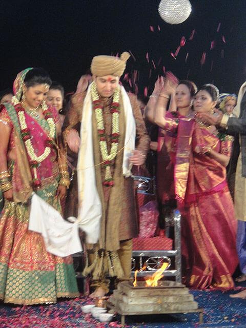 Modern Hindu wedding guide: The sapta padi