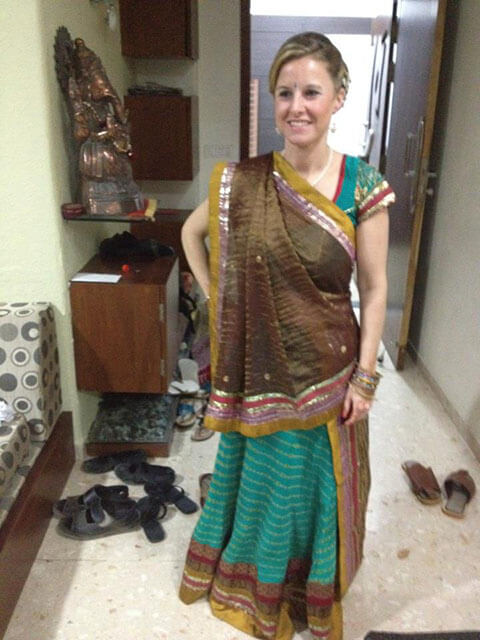 Modern Hindu wedding guide: Chaniya choli for Raas-Garba