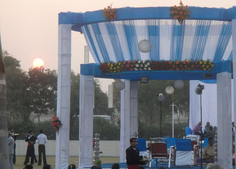Modern Hindu wedding guide: Wedding ceremony stage