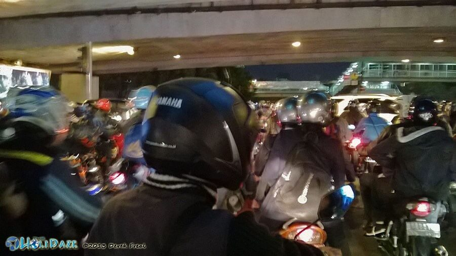 Traffic In Jakarta