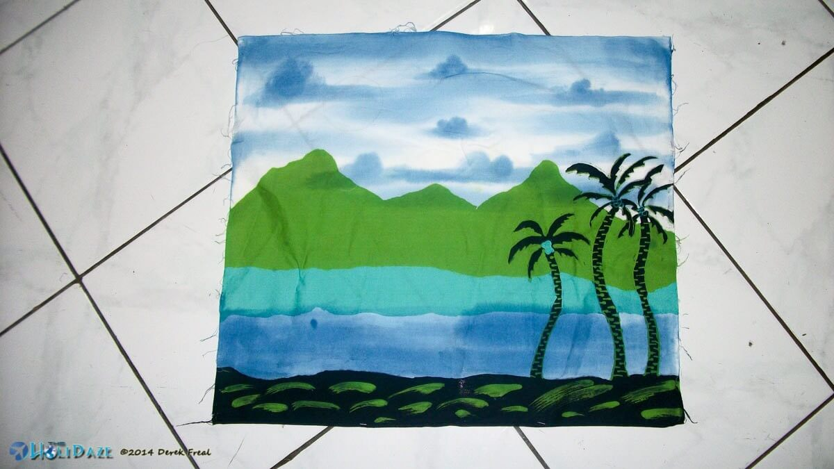 Batik Bule #1