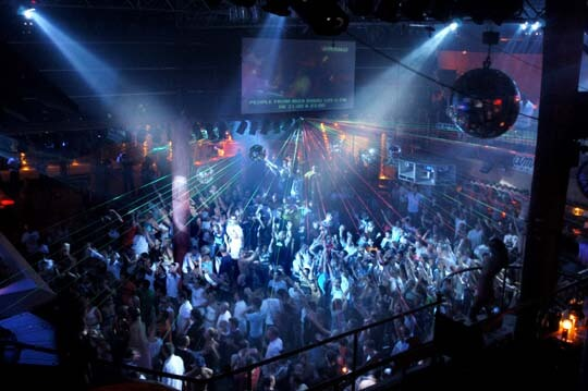 Clubbing in Tokyo, Japan never gets boring