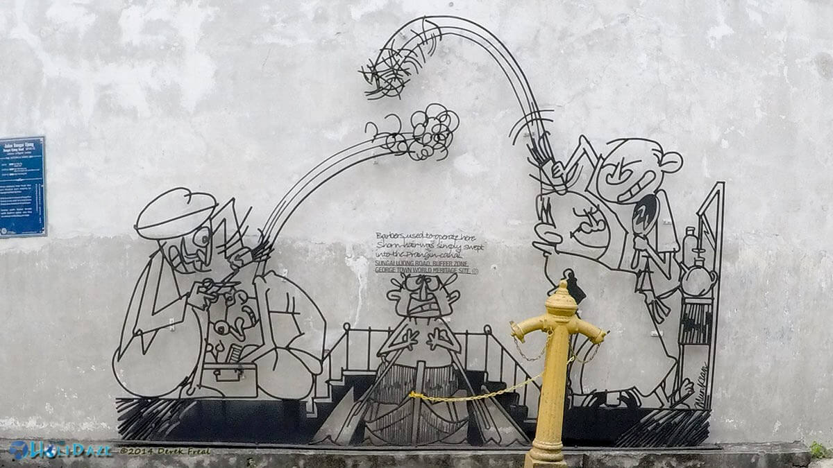 The Unique And Impressive Street Art of Penang | The HoliDaze