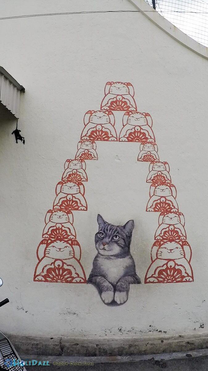 Random Penang Street Art