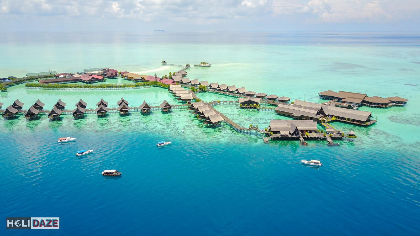 Mabul island kapalai other great semporna dive spots besides sipadan the holidaze - Kapalai sipadan dive resort ...