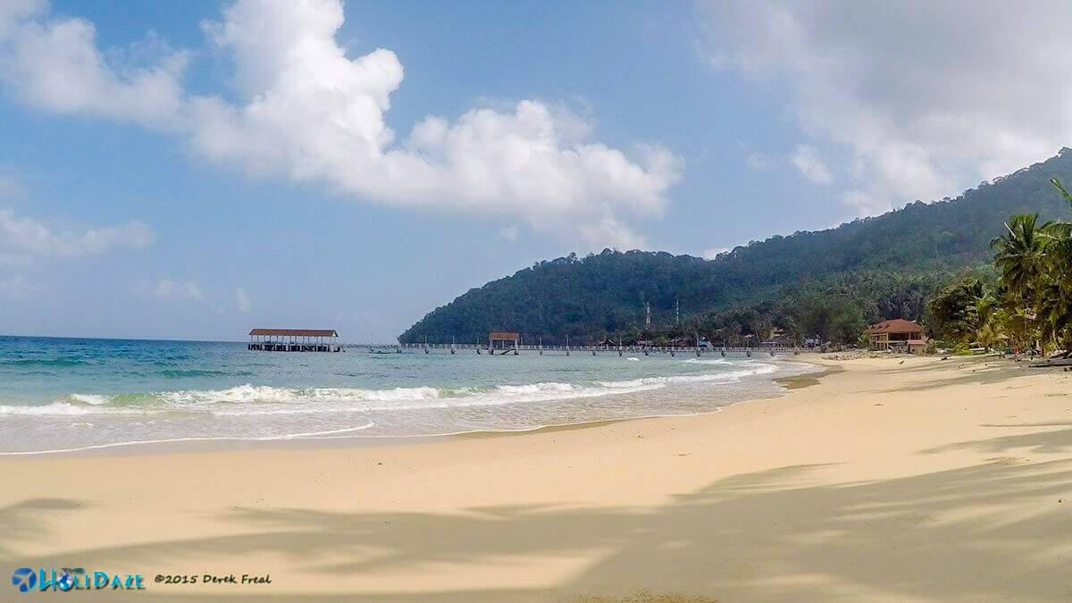 Salang Beach, Tioman Island, Malaysia
