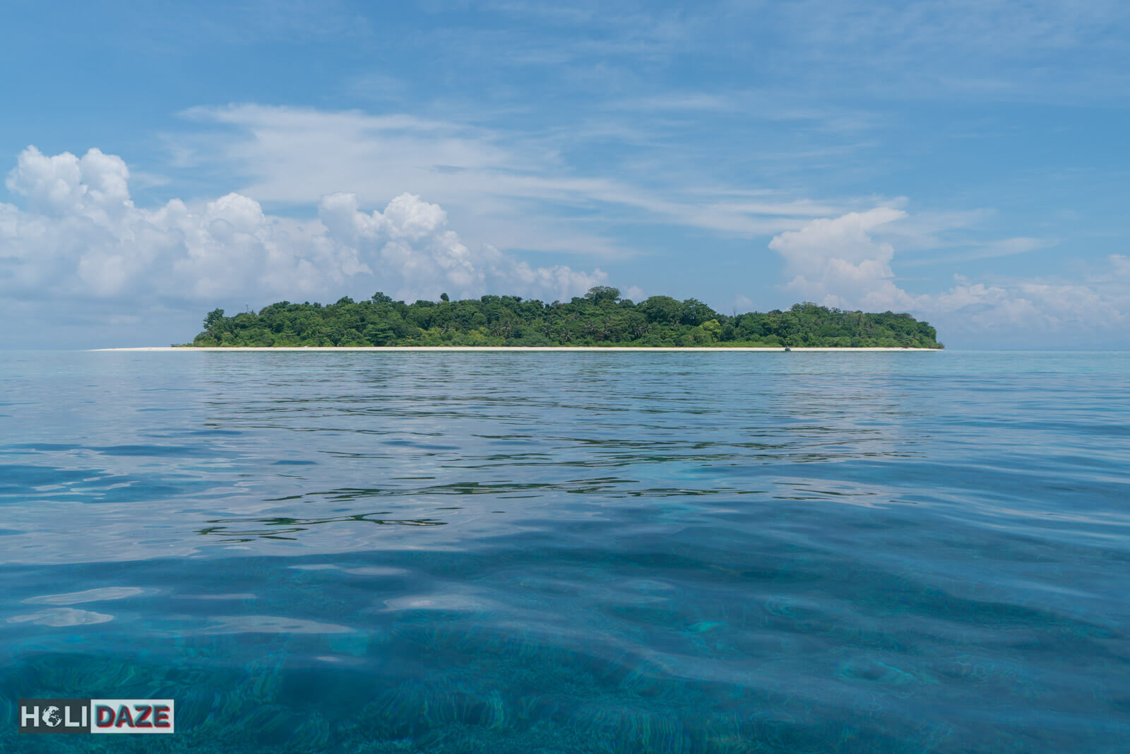Sipadan Island is one of the top scuba diving spots in the world