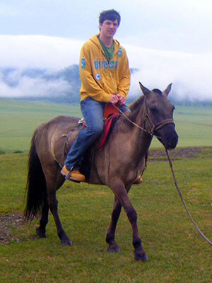 Aspiring (and failing) to be a proud Mongolian horseman at Naadam festival in Mongolia