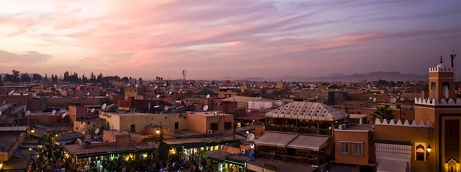 Easy Countries For Americans To Visit: Morocco