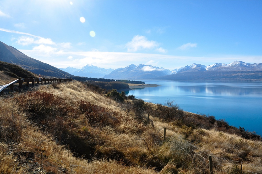 New Zealand: Road To Mt Cook