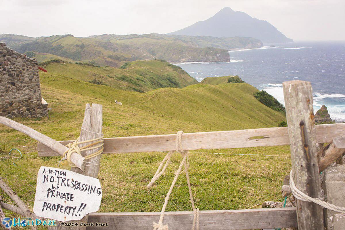Beautiful Batan Island, located in Batanes, Philippines