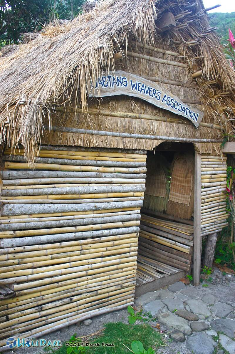 Sabtang Weaver's Association headquarters in Chavayan village on Sabtang island, Batanes, in the northern Philippines