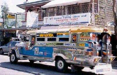 Filipino Jeepney