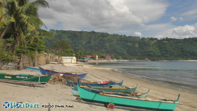 HoliDaze travel plans...and past: Barrio Barretto, Subic Bay, Philippines