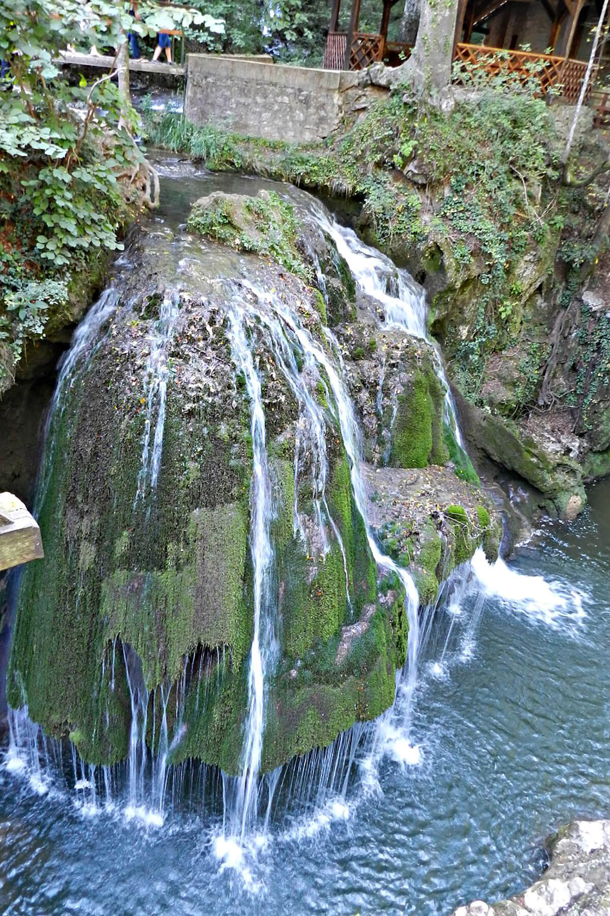 Bigar Waterfall in Romania is a little known destination but definitely worth visiting if nearby