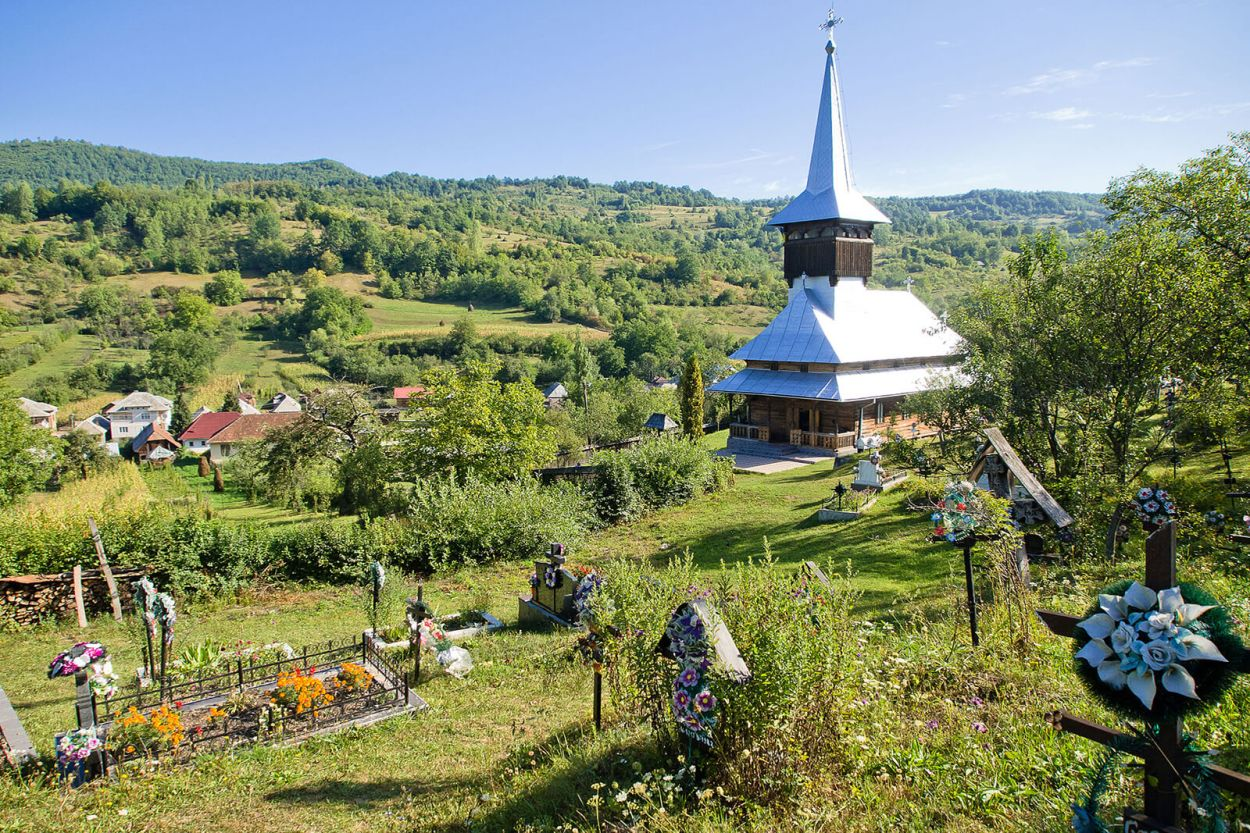 Maramures in northern Romania is full of history and culture