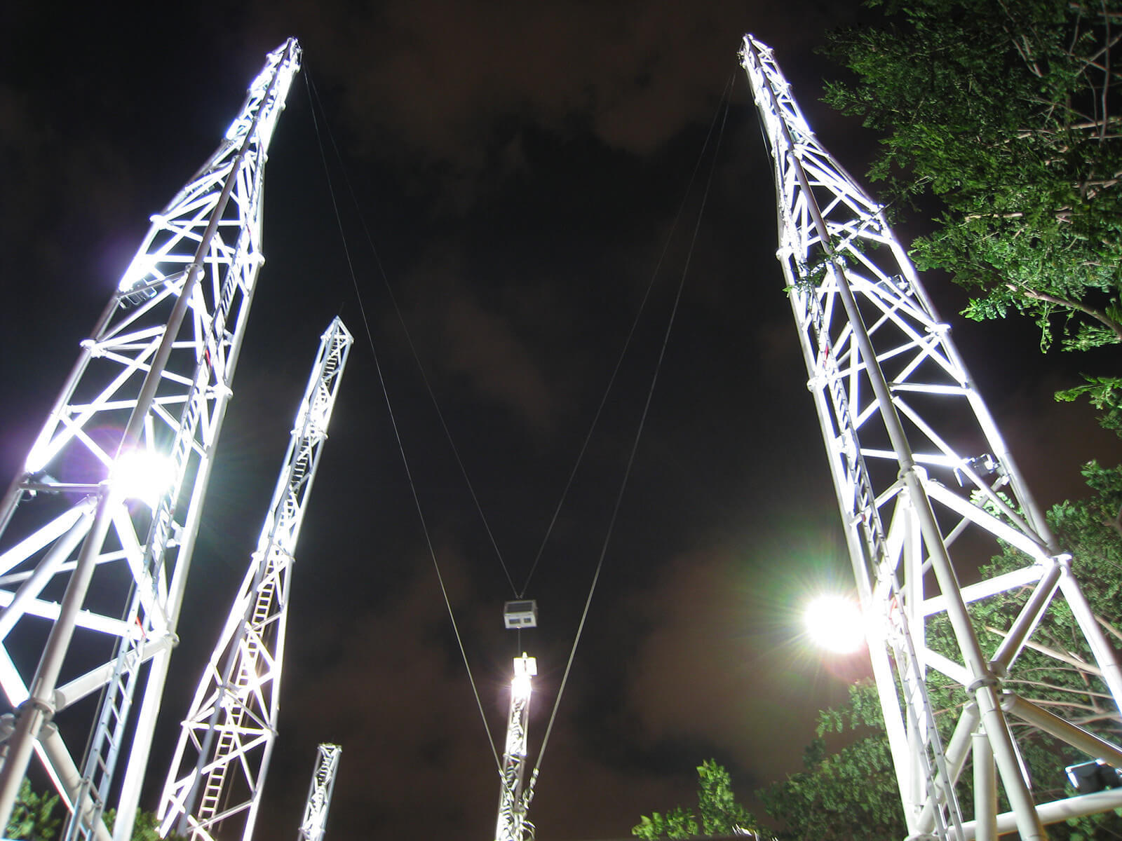 Offbeat Singapore activity #1: the G-MAX reserve bungee jump is a wild ride and very f'in cool!