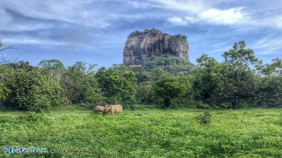 Sigiriya, one of the obligatory places that all Sri Lanka first timers must visit