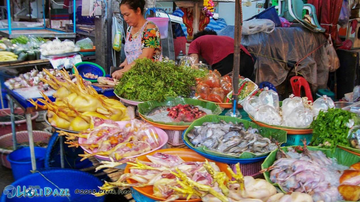 First Impressions of Bangkok street food