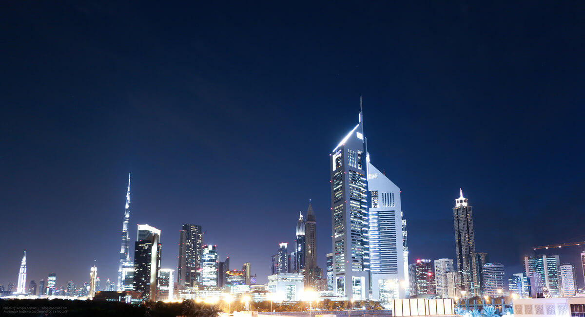 The Jumeirah Emirates Towers is one of the top Dubai luxury hotels