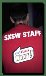 SXSW 2012 Staff T-Shirt
