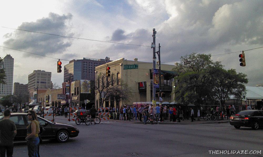 SXSW 2012 in Austin, Texas