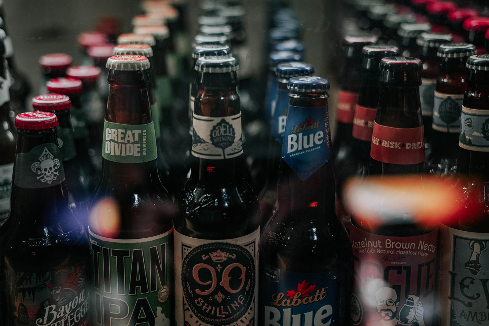Exploring craft beer breweries is one of the unique things to do in Colorado